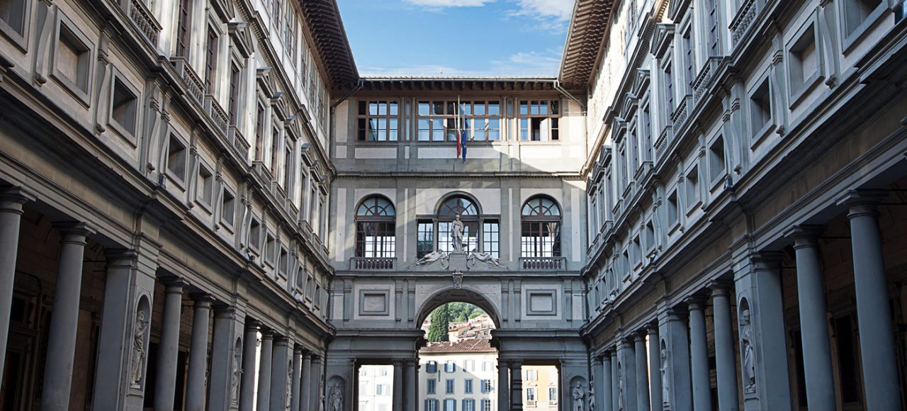Uffizi Gallery Walking Tour